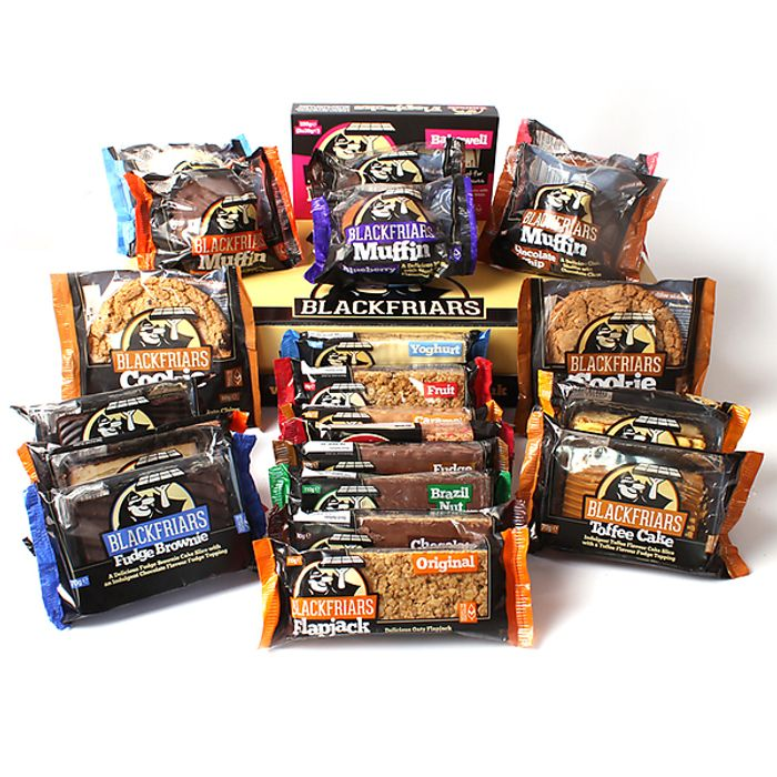 Buy a 'Favourites Treat Box' and Get a FREE 5 Pack 'Spring Selection'
