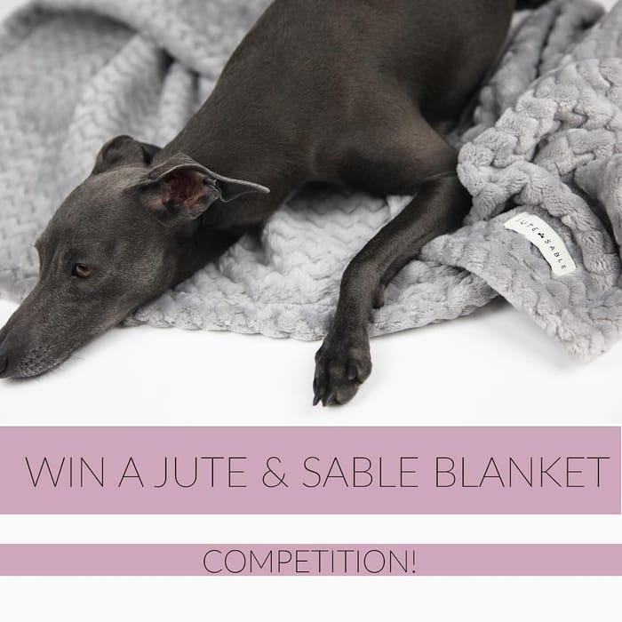 Win a Jute + Sable Blanket!
