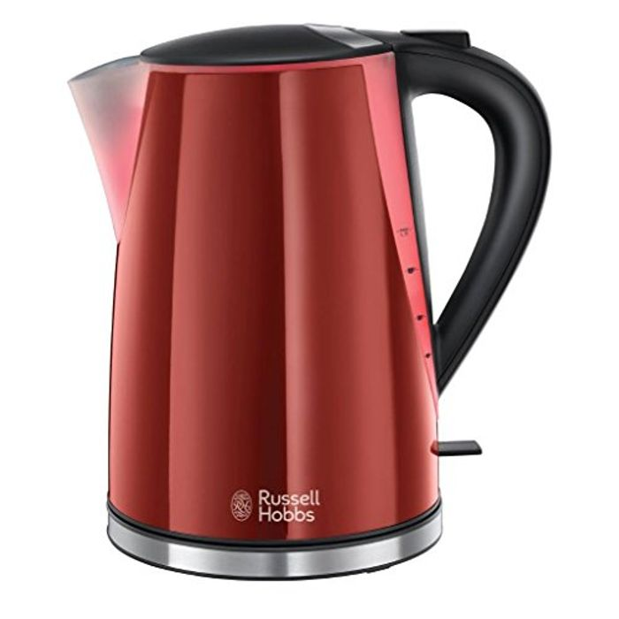 Red Russell Hobbs Kettle - Save 60%