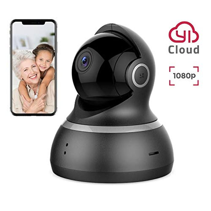 YI WiFi IP Camera 1080p for Home Security 360 Degree Surveillance Camera