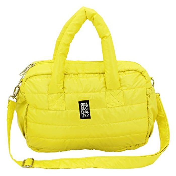 F 23 Travel Tote, YELLOW (Yellow) - 70004-6