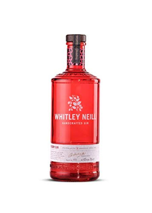 Whitley Neill Handcrafted Dry Gin Raspberry Gin 70cl