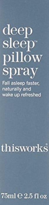 This Works Deep Sleep Pillow Spray, 75 Ml