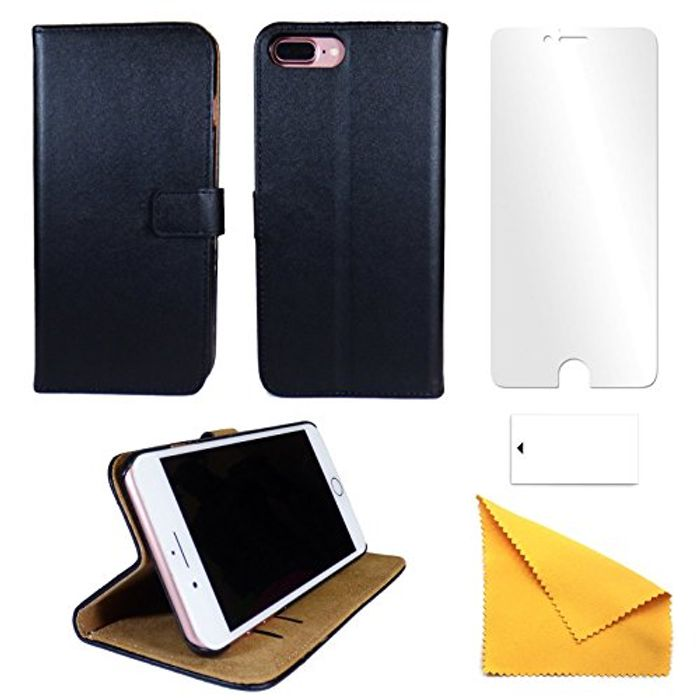 Misprice!! iPhone Leather Case | Free Screen Protector iPhone 6/6S New