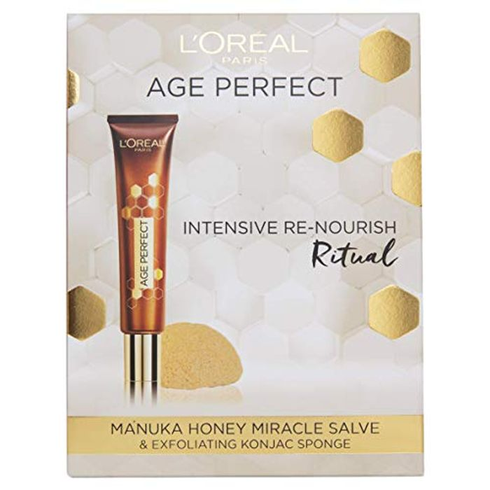 L'Oreal Paris Age Perfect Intensive Re-Nourish Manuka Mothers Day Gift for Her
