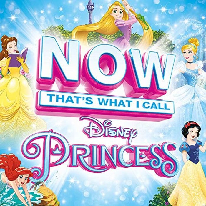 Now That's What I Call Disney Princess Double CD