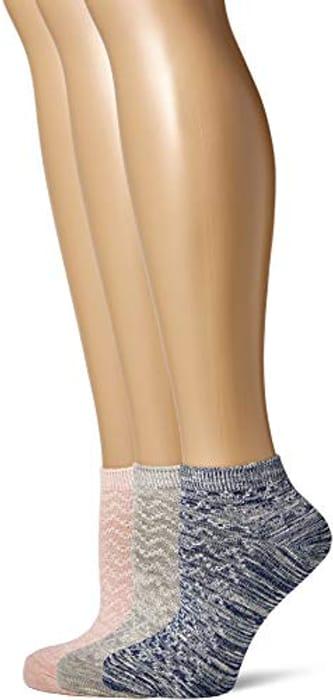Original Penguin Women's Socks,Pack of 3 amazon add on item