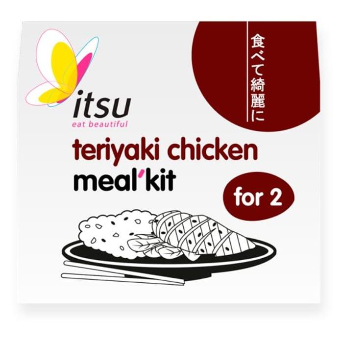 FREE Itsu Meal'kit