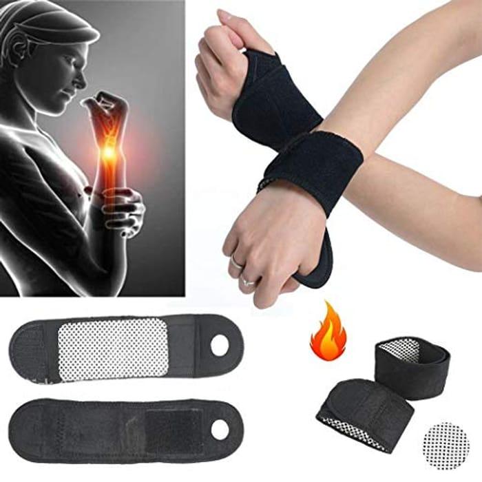 Self Heating Wristbands