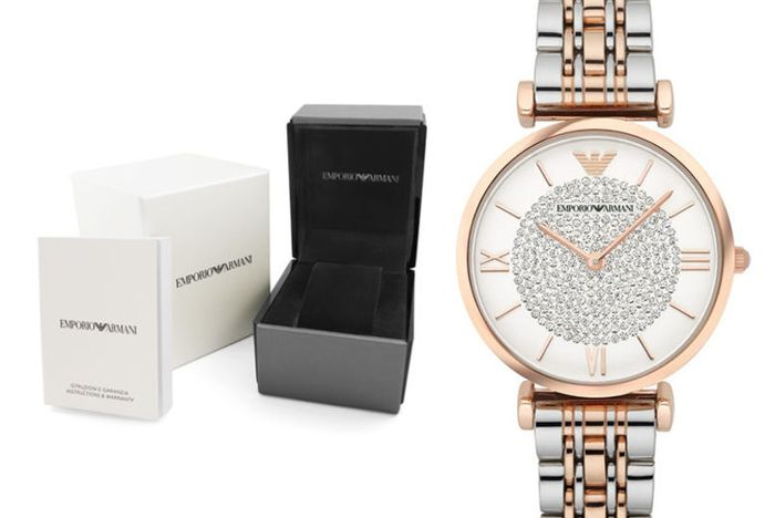 Ladies Emporio Armani Watch - Only £109!