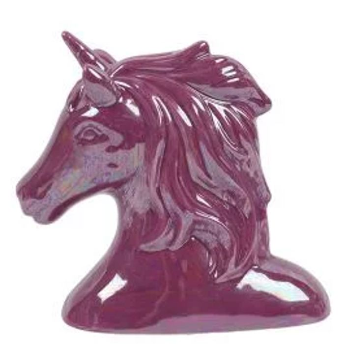 Unicorn Head Money Box - 70% Off