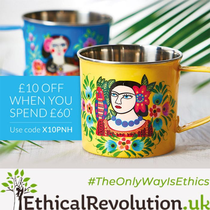 £10 off at Ethical Superstore