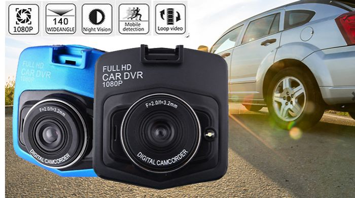 HD Car Dash Camera with Night Vision for £5.99