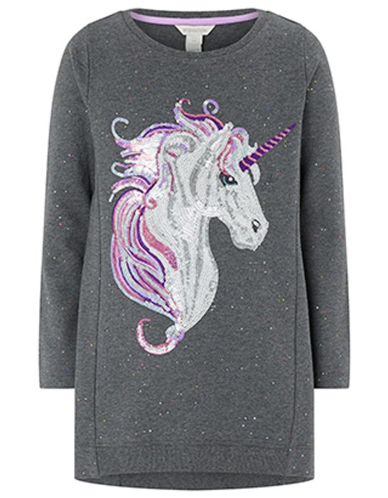 Monsoon Unicorn Tunic - Half Price