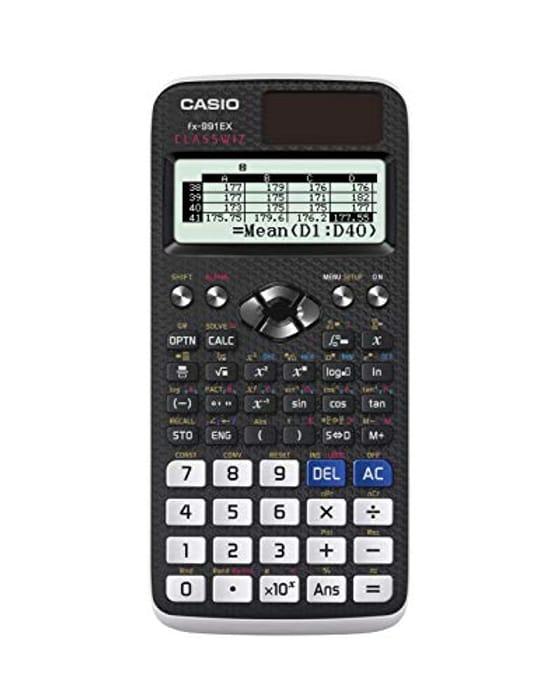 Casio FX-991EX Scientific Calculator,