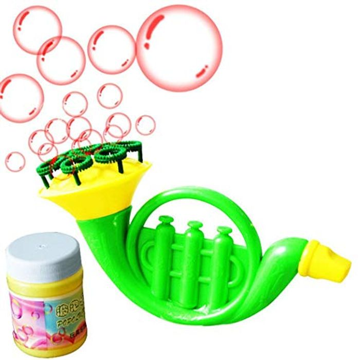 Bargain Bubble Blowing Toy - Great fun for kids