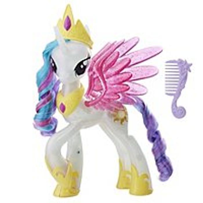 My Little Pony the Movie Glitter and Glow Princess Celestia - 28% Off