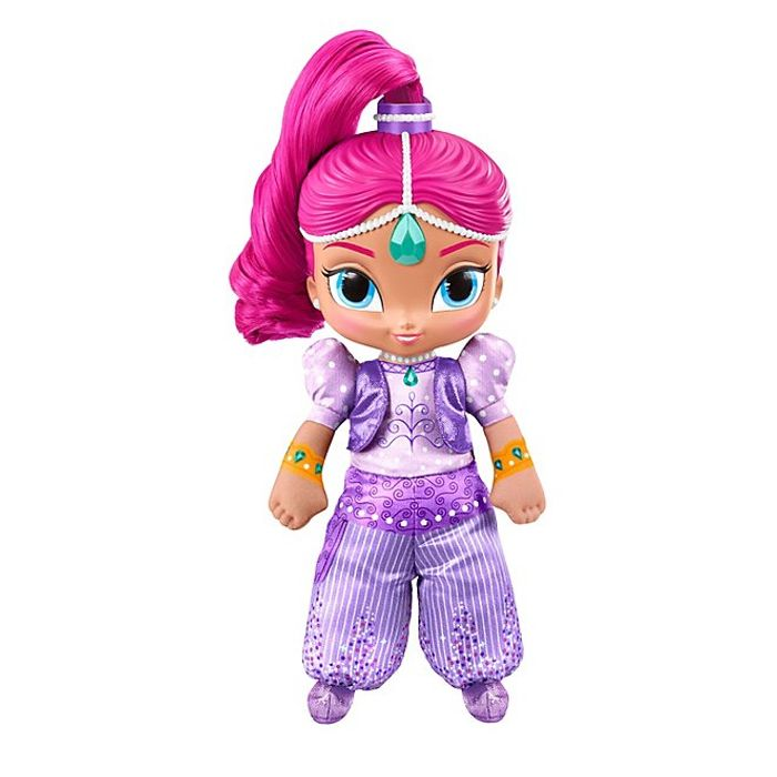 Talk and Sing Shimmer Doll - 33% Off