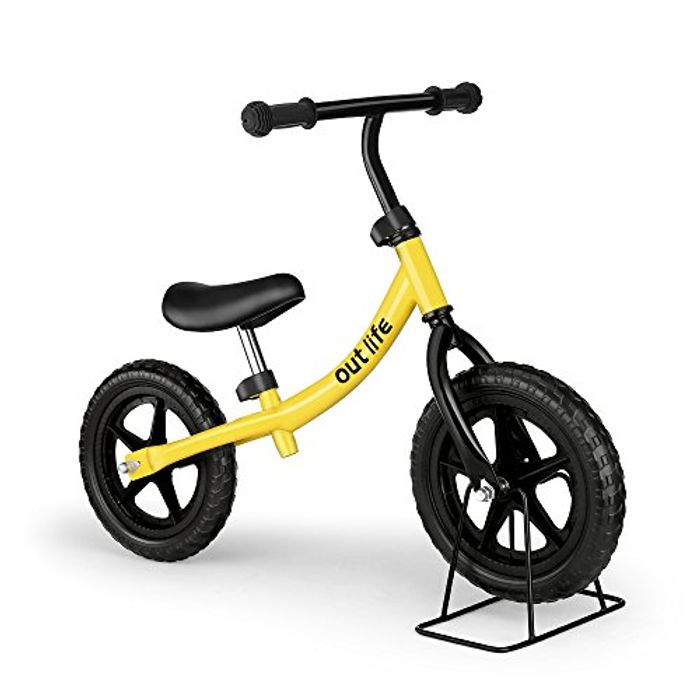 Outlife Balance Bike No Pedal Bicycle - 60% Off