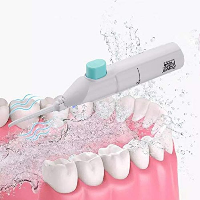 Floss Dental Water Jet 80% off + Free Delivery
