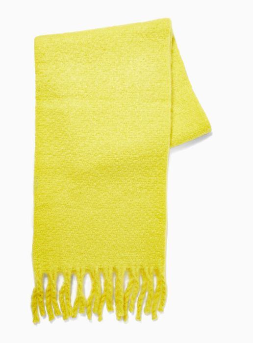 Lime Green Scarf Deal - ONLY £1 & Free C&C