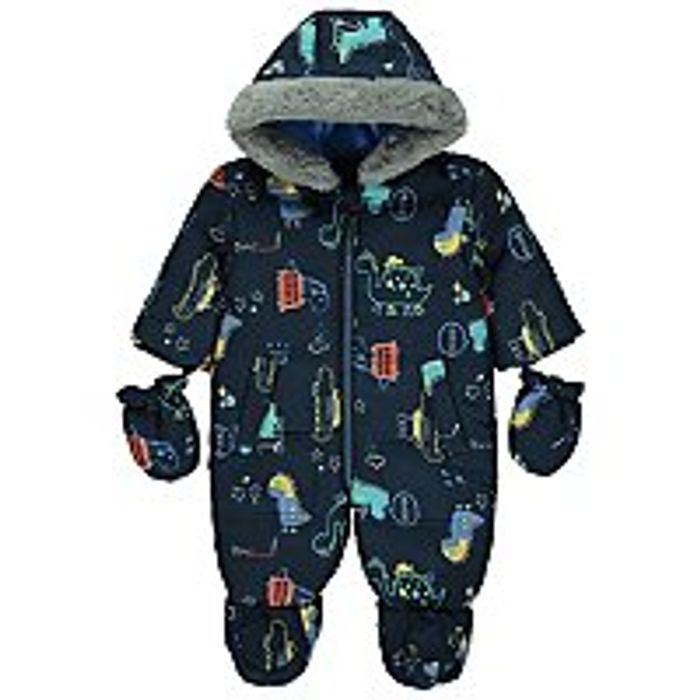 Cute Dinosaur PramSuit - Save £4