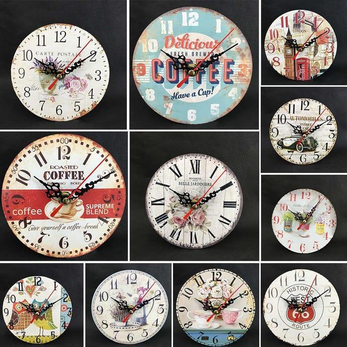 Clocks for £5 worth £15