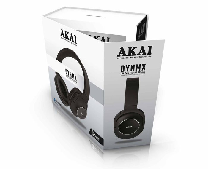 Akai A58069 Bluetooth Headset with Mic at Ryman 60%off