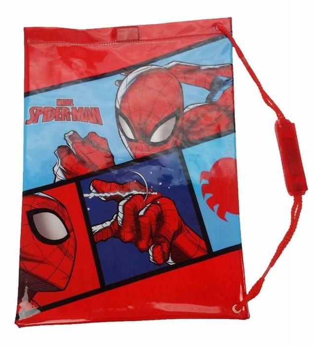 Marvel Spiderman Kids Swimming Bag
