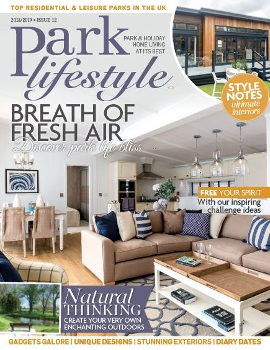 Free Copy of Park Lifestyle Magazine