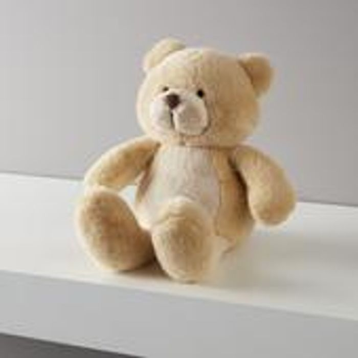 Morrisons Small Plush Bear Down From £3 to £2