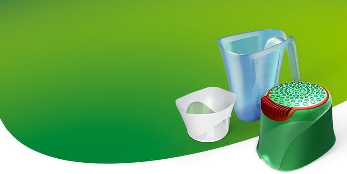 Free Liquid or Powder Dosing Device