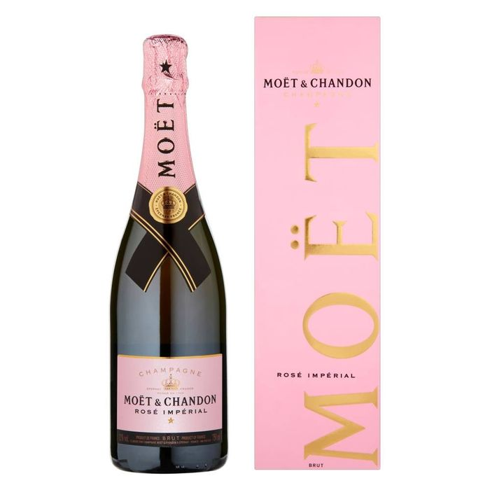 Mot & Chandon Rose Imperial Champagne Brut - 17% Off