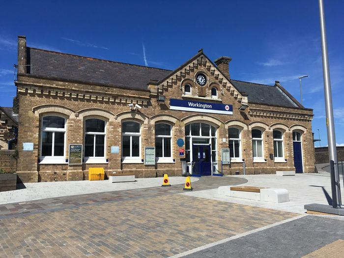 20 Railway Stations across Uk Its Free to Pee