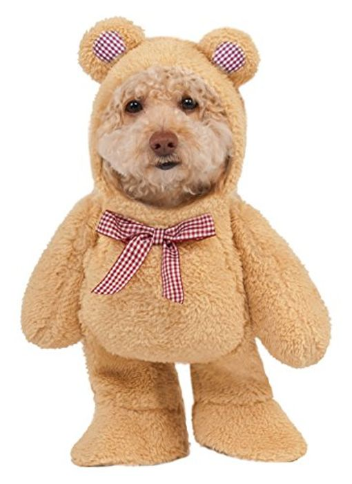 Rubie'S Walking Teddy Bear Pet Costume (X-Large) - 58% Off