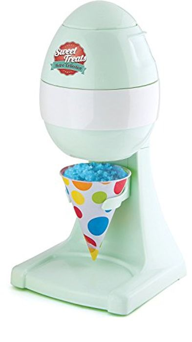 Make Your Own Snow Cones! Sweet Treats Snow Cone