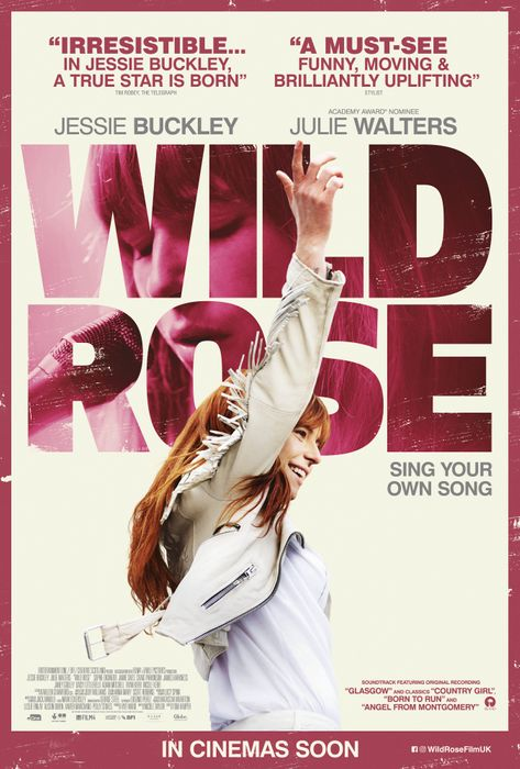 Free tickets for a preview screening of Wild Rose (7th April - var. locations)