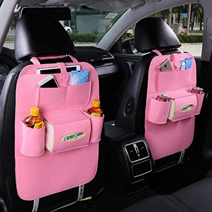 Car Storage Organiser - Great if you Have Kids