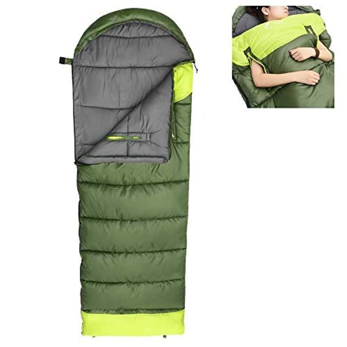 Lightning & Code - ALL COLOURS Adult Sleeping Bag