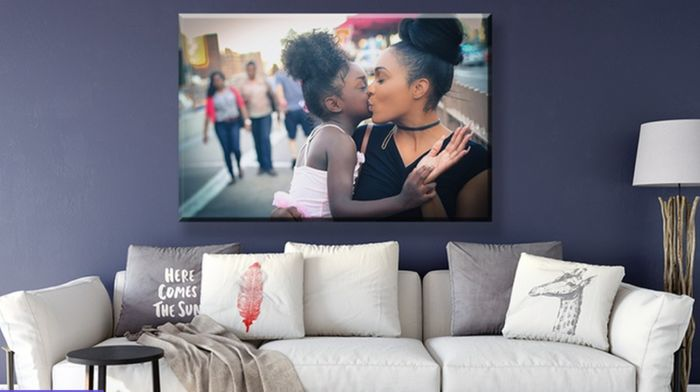 Canvas from Grange Print up to 93% Off