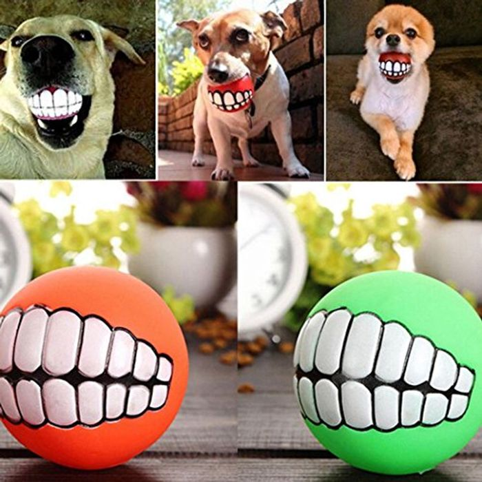Dog Ball 80% off + Free Delivery