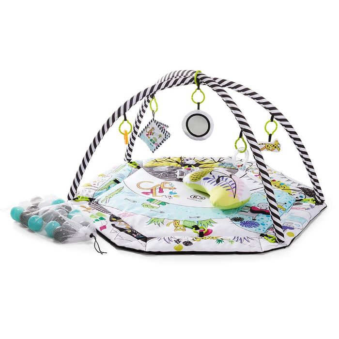 Baby Play Mat and Play Gym