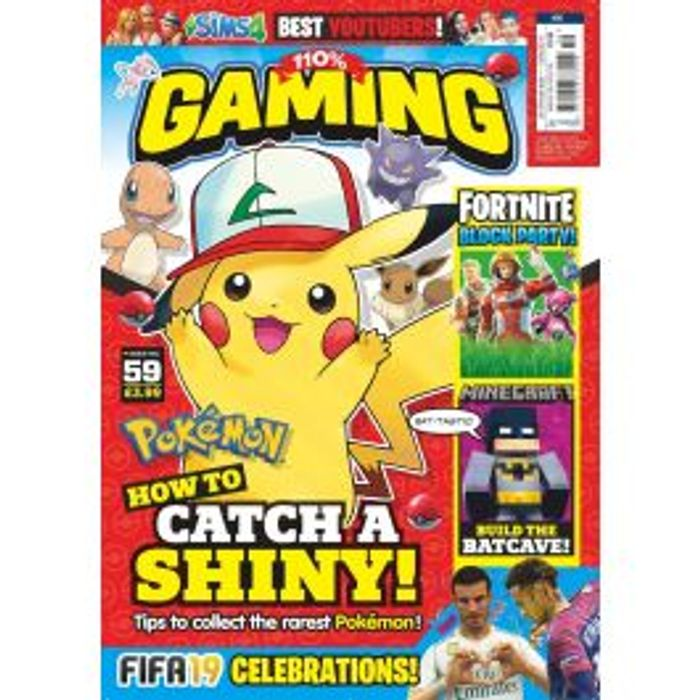 Up to 25% off 110% Gaming Magazine Subscription