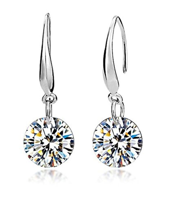 Austrian Crystal Drop Earings