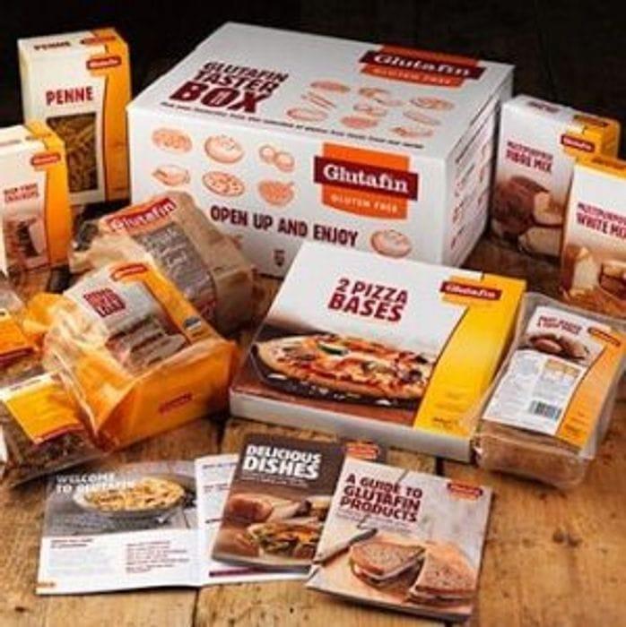 Free Gluten Free Taster Box