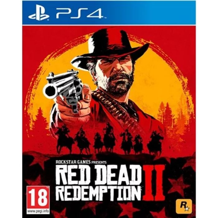 Cheap Price! Red Dead Redemption 2 (PS4) + Free Delivery