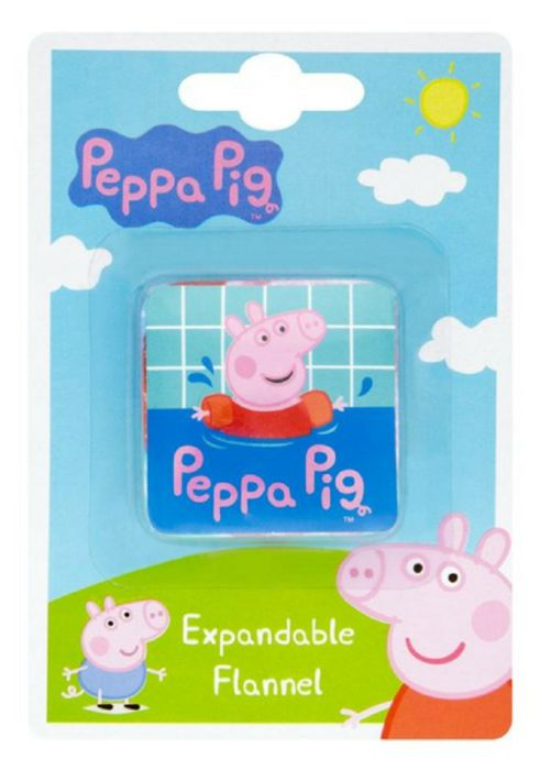 Peppa Pig Expandable Flannel Official Merchandise