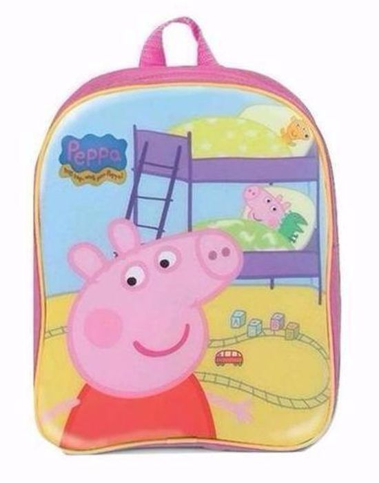 Peppa Pig Small Backpack Official Merchandise