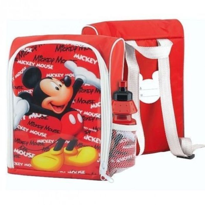 Disney Mickey Mouse School Bag - Save £17