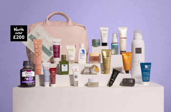 Feel Unique * Free Skincare Beauty Bag with £150 Spend